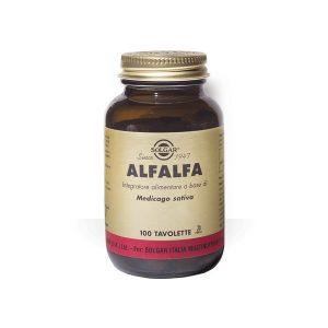 Solgar - Alfalfa 100 tavolette