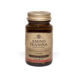 Solgar - Amino Teanina 30 capsule