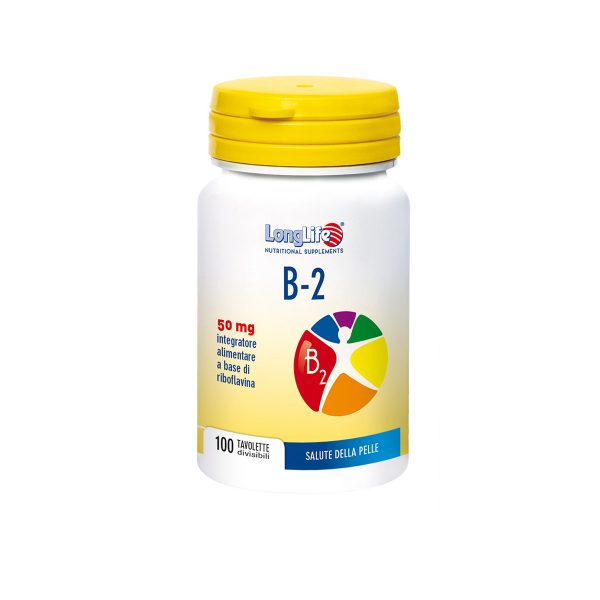 Longlife b2 - 100 Compresse